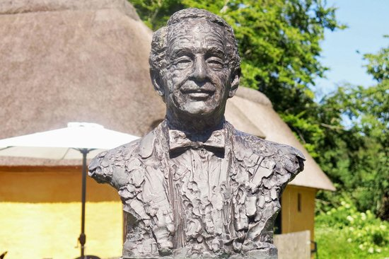 victor borge punctuation