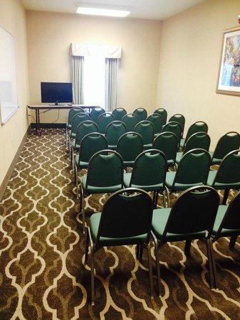 Comfort Suites Rolla: Meeting Room