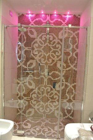 Hotel Moresco: Salle de bain