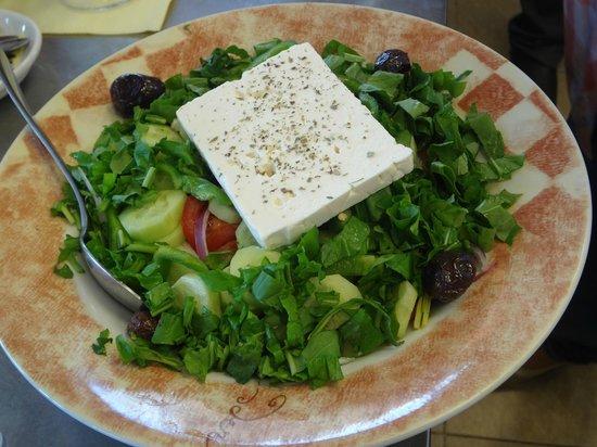 Locanda Greek Restaurant : Greek Salad