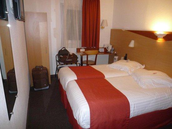 Hotel Kyriad Nice Port: la stanza 516