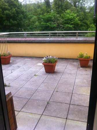 Errigal Country House Hotel : balcony room 230