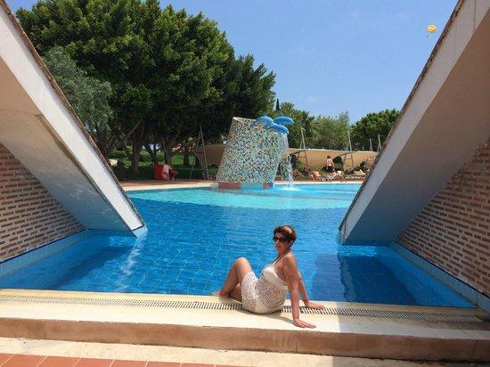 Limak Limra Hotel: вид на бассейн