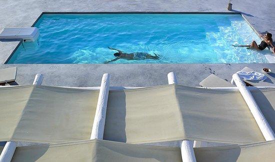 Villa Gallis: Πισίνα