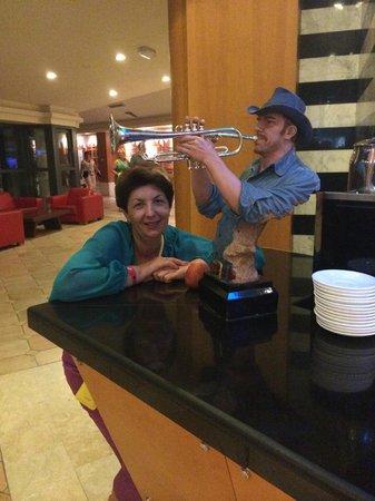 Limak Limra Hotel: бар в отеле
