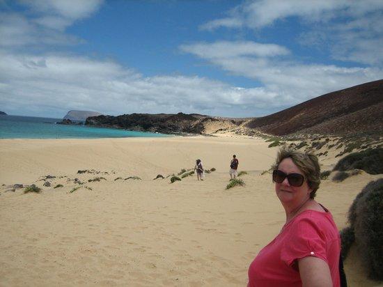 Islas Graciosa : Playa de Las Conches - La Graciosa