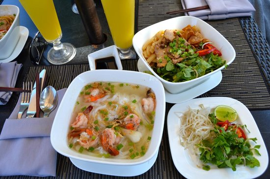 Boutique Hoi An Resort: Lunch