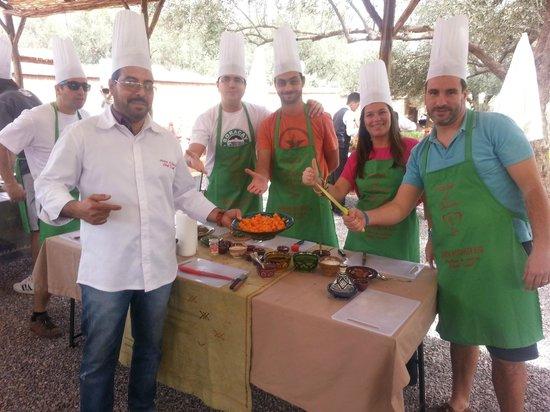 Atelier de cuisine for Atelier cuisine marrakech