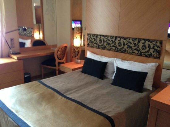 Marmara Hotel Budapest: La nostra camera 105
