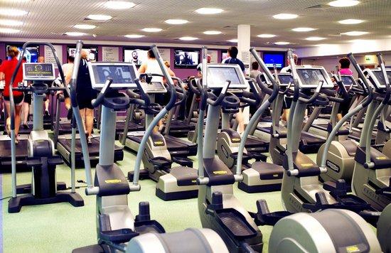 Village Hotel Cardiff: Village Gym