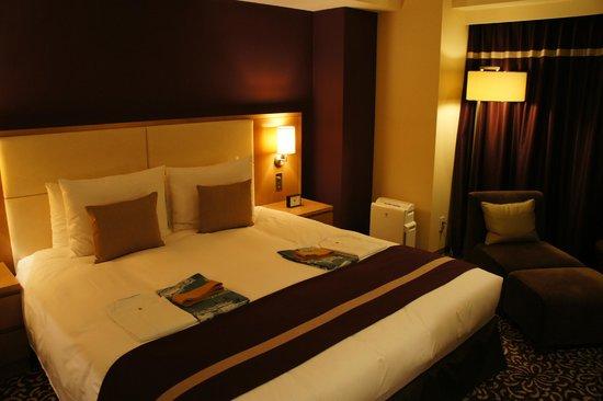 Hotel Ryumeikan Tokyo: 雙人房