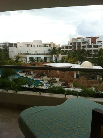 Excellence Playa Mujeres: View from junior suite