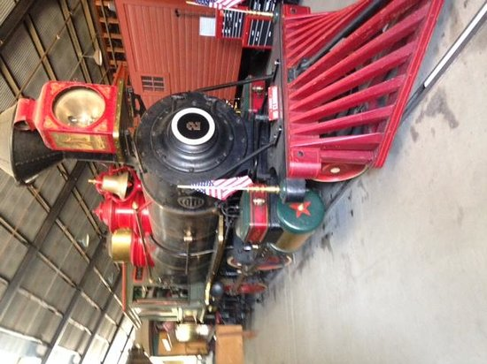 Orange Empire Railway Museum: Locomotive