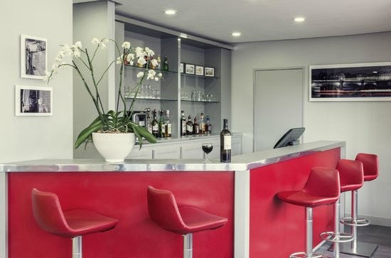 Mercure Cergy Pontoise Centre : Bar