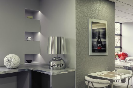 Mercure Cergy Pontoise Centre : Salle petit déjeuner / Breakfast Room/ BREAKFAST ROOM