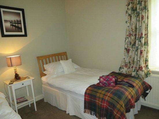 The Hightae Inn: Bedroom