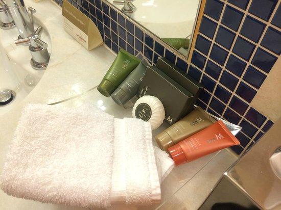 Movenpick Hotel Bahrain: Bath Ammenities
