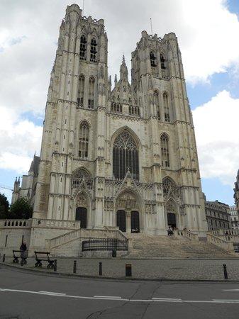 Cathédrale Saints-Michel-et-Gudule de Bruxelles : catedral