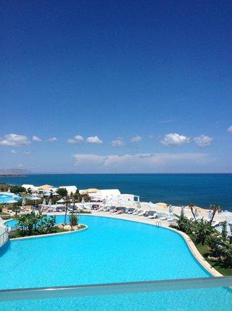 Atrium Prestige Thalasso Spa Resort and Villas : View