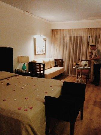 Atrium Prestige Thalasso Spa Resort and Villas : Spacious Room!