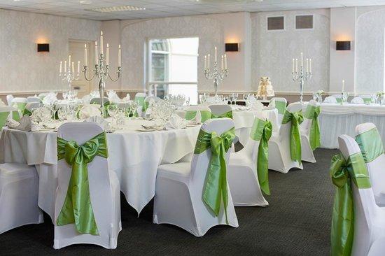 The Regency Hotel Solihull: Function Room (Wedding)