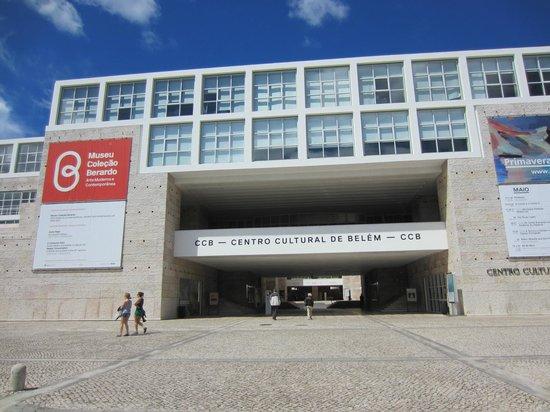 Musée Berardo : Entrée du centre