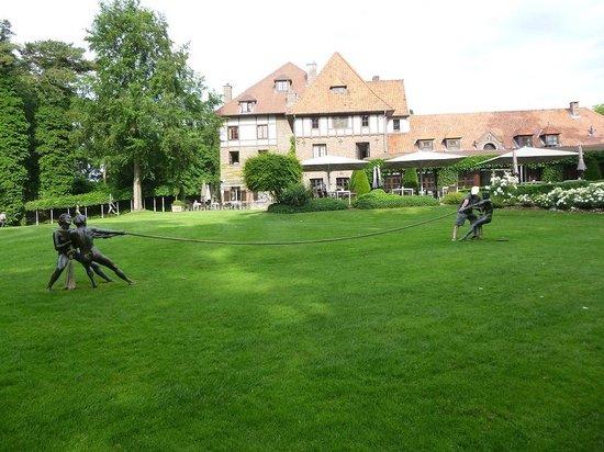 La Butte Aux Bois Hostellerie : hôtel