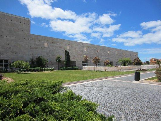 Musée Berardo : Terrasse