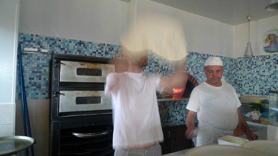 Pizzeria Perbacco