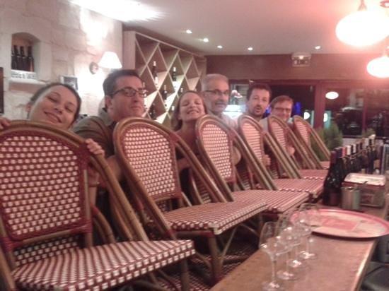 Bistrot Les Tontons : une soiree memorable !