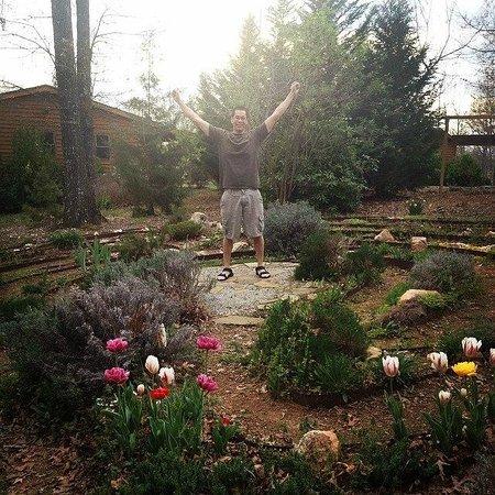 Dahlonega Spa Resort: Lush Garden