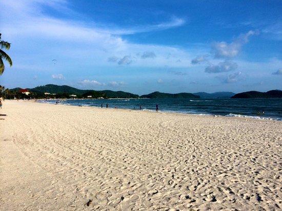 Meritus Pelangi Beach Resort & Spa, Langkawi : Nice weather