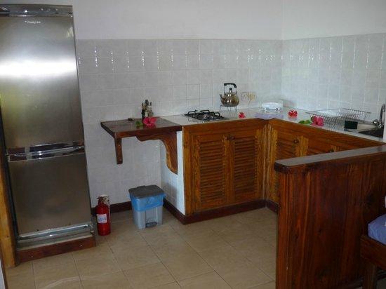 L'Hirondelle: Küche
