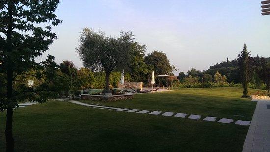 Agriturismo Corte Aurea : giardino