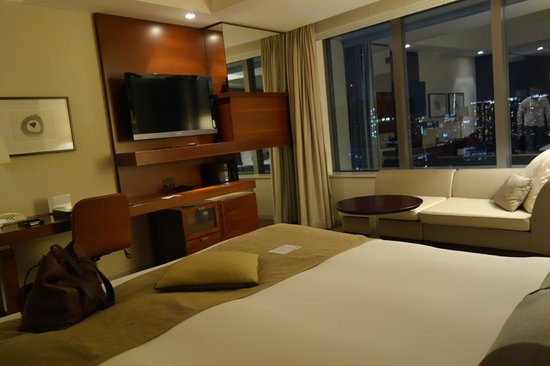 The Strings by InterContinental Tokyo : deluxe room