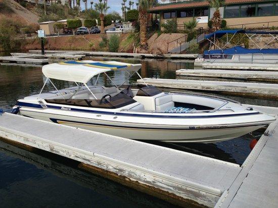 Havasu Springs Resort : Boat Docks
