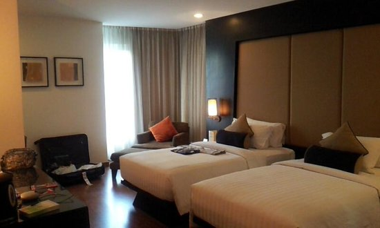 SilQ Bangkok : Unexpectedly spacious