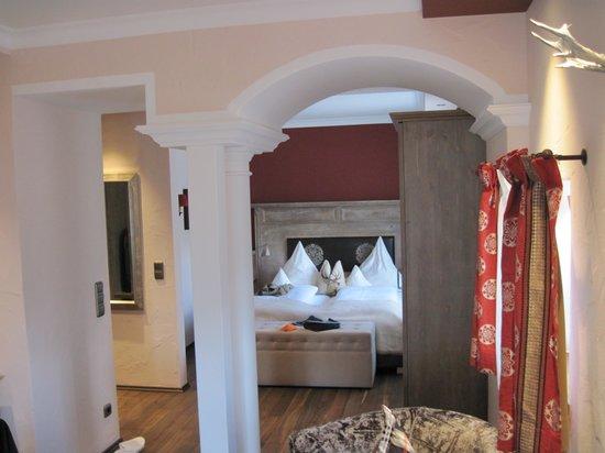 Hotel Bergruh: Hotelzimmer Rubihorn