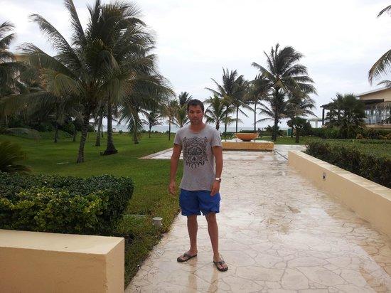 Now Jade Riviera Cancun: Jardines