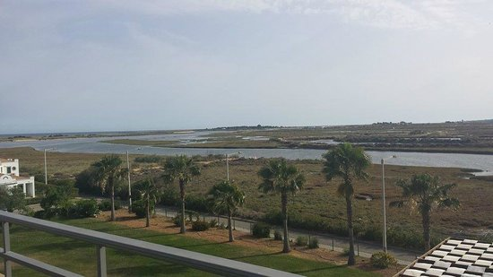 Cabanas Resort Park : view from the roof