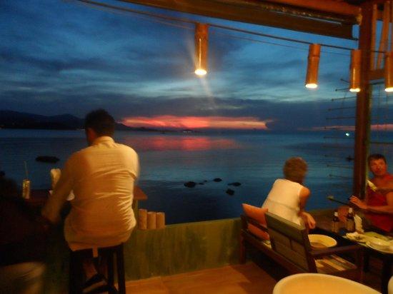 Sunset Chilout Cafe : un vrai spectacle inoubliable