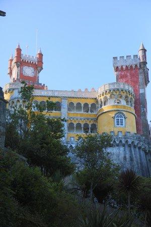 Park and National Palace of Pena: Palacio Da Pena