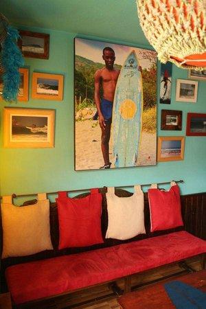 la Mar Salada Somo: chill out