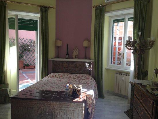 B&B Parioli Garden: Bedroom