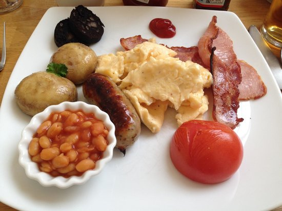 Dorian House: Full English Breakfast