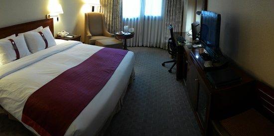 Holiday Inn Seongbuk Seoul: room 914 panorama