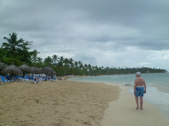 Grand Bahia Principe El Portillo: Playa