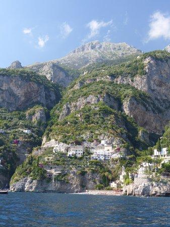 Da Adolfo: Wonderful coastline en route