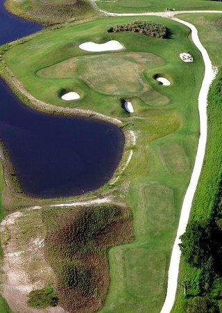 Walkabout Golf Club: Aerial 2