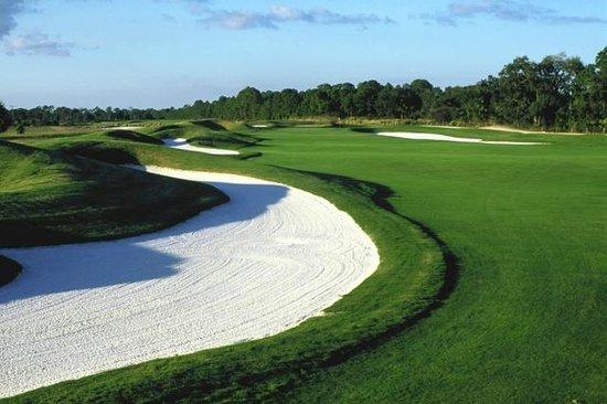 Walkabout Golf Club: Hole 3